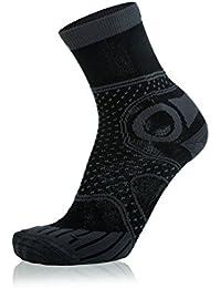 EIGHT SOX de senderismo calcetines de senderismo Tech Varios colores Negro / Gris antracita Talla:45-47