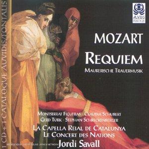 Requiem / Maurerische Trauermusik [Import allemand]