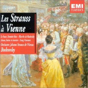 Les Strauss à Vienne - Boskovsky