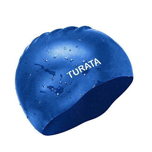 Turata Einheitsgröße Schwimmkappe