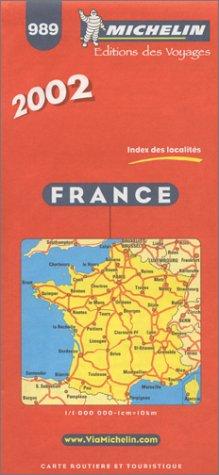 France 2002 : 1/100 000e