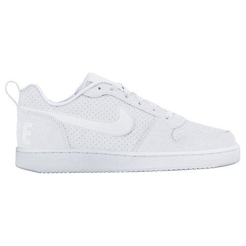 Nike Wmns Court Borough Low, Scarpe da Basket Donna, Blanco (Blanco (White/White-White)), 39 EU