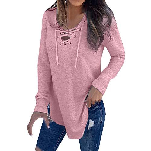 ür Teen Mädchen Sweatshirts, Frauen Mode Applique Crop Top Pullover Hoodie Bluse Blazer für Damen ()