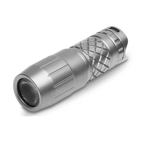 Global Klarus Mini One Ti XP-G3 130Lumens 2Modes USB Rechargeable LED Porte-clés Lampe de poche