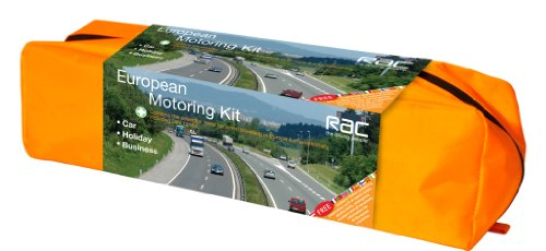 RAC European Motoring Kit
