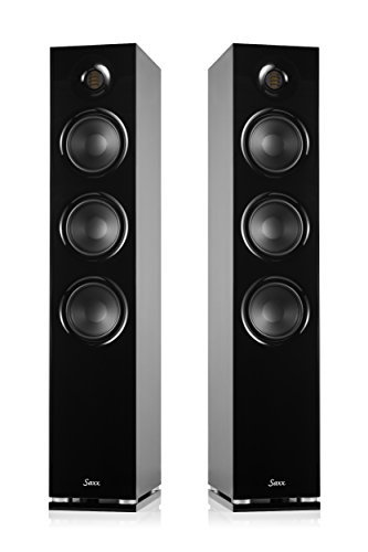 Preisvergleich Produktbild Saxx coolSOUND CX 90 Stand-Lautsprecher (Stückpreis)