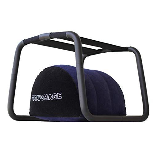 TUNBG Weightless Chair mit aufblasbarer Kissenpositionshilfe - 2 Pfund Würfel