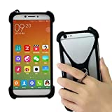 Universel Ring Holder Coque Pour WIKO Birdy 4G Bloom 2 Fever Iggy U Feel...