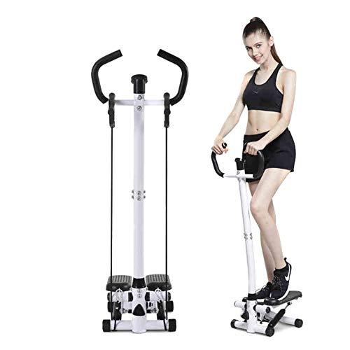 Shocly Stepper Klein & Kompakt Leicht Zu Tragen Home Trainer Reduzierte KöRperformung Fett Rehabilitation Trainingsmaschine