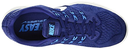 Nike Herren 818097-406 Trail Runnins Sneakers Blau