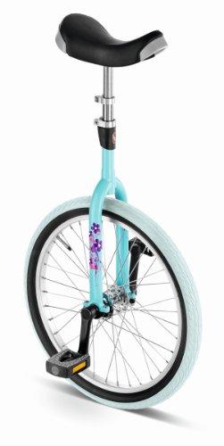 Puky ER 20 - Monocycle Enfant - turquoise 2017 Monocycle 20 pouces