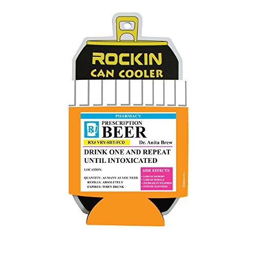 Neopren Isolierte Bier kann Ärmel deckt-Stärke Geschenk-Neuheit Geschenk Funny kann Ärmel Dosenkühler mehrfarbig