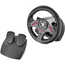 Subsonic Volante da Corsa Racing Wheel Universal con Pedali - PlayStation 4
