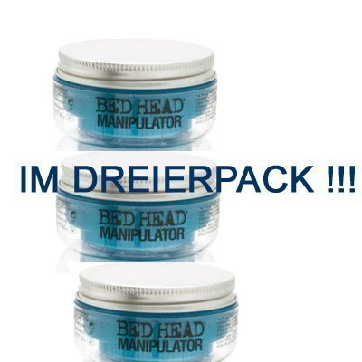 Tigi Bed Head Manipulator Set 3 x 57ml