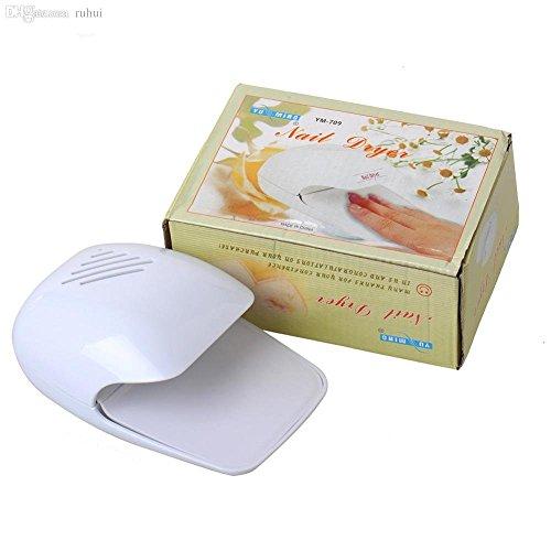 Samplus mall Samplus Mini UV Gel Curing Light Finger Toe Nail Tip Polish Dryer