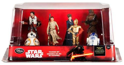 Star Wars: The Force Awakens Resistance Figure Set by Disney