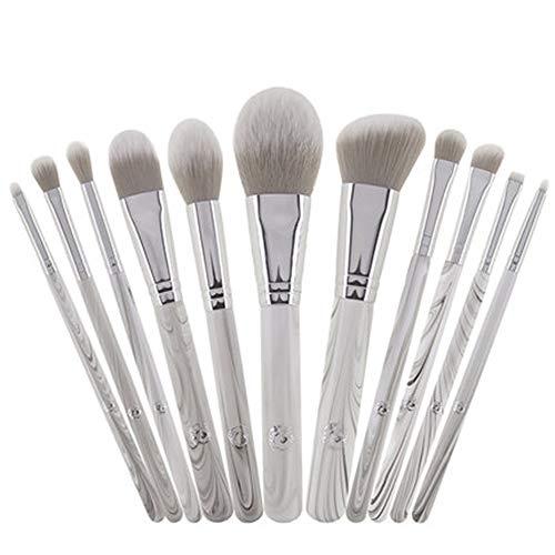 CC-Makeup Brush Kit de Maquillage Brosse 11 Jeux de Fard à paupières Pinceau Blush Pinceau beauté Maquillage Maquillage Outil Pinceau