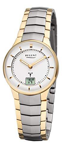 Mujer Radio Reloj 30mm Regent BA de 403