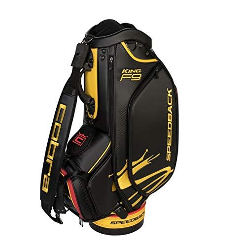 Cobra King F9 Tour Staff Bag schwarz/gelb -