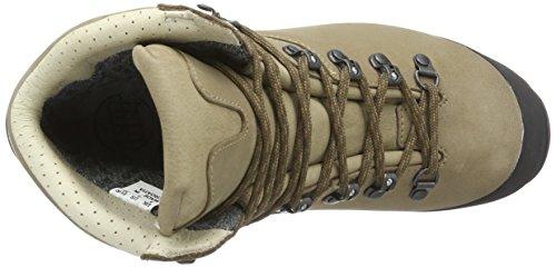 Hanwag Tatra Lady Gtx, Chaussures de Randonnée Hautes Femme, Terre, 3.5 UK Beige (Gemse)