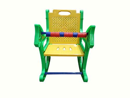 Childcraft Baby Rocking Chair - Yellow