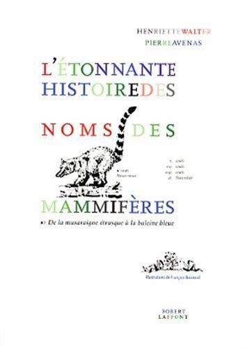 """<a href=""""/node/10691"""">L'étonnante histoire des noms des mammifères</a>"""