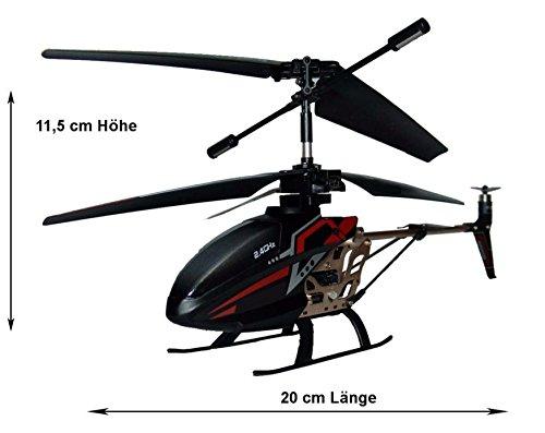 Tronico RC Joystick Helikopter - 3