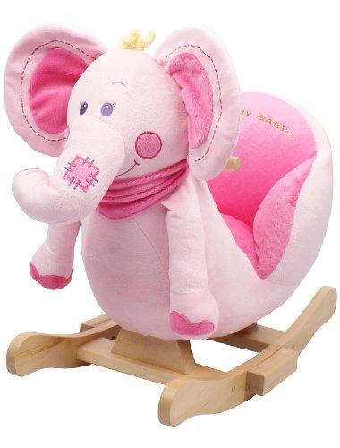 Knorr-baby 60029 Emma - Balancín con diseño de elefante
