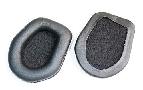 ersatz - ohrpolster ohrschalten Leder Kissen ersatzteile für verrückt catz Tritton Primer Wireless Stereo Gaming PS4 Headset and Trigger Xbox 360 Headset und ps4 - kopfhörer (1 Pair)