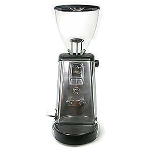 Ascaso MIN9UK Aluminium i-1 Colour Aluminium Coffee Grinder, Polished
