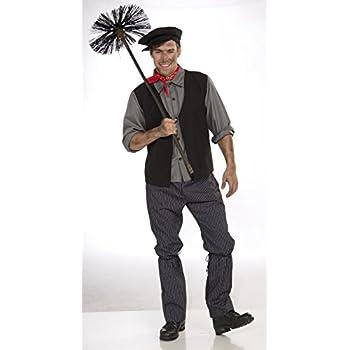Mypartyshirt Costume Da Carnevale Bert Mary Poppins
