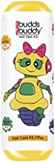 Buddsbuddy Nailcare Kit-17Pcs Pack,Chocita(Yellow)