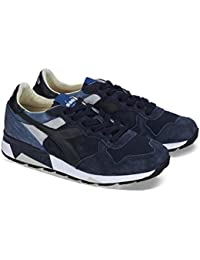Diadora Heritage Trident 90S Sneakers Uomo Blu Nights China Blu art.C7140  TG. d5fc292a808