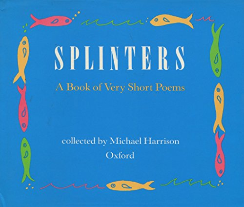 Splinters : a book of very short poems