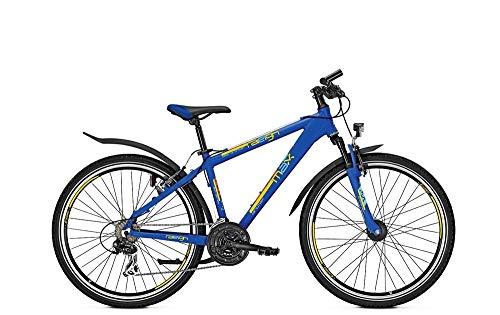 RALEIGH Dirtmax Herren ATB Jugendrad 21-G Fahrrad Deepblue matt 2019 RH 50 cm / 26 Zoll