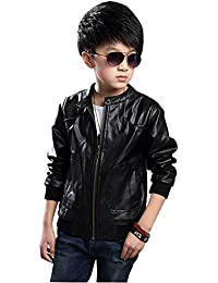5d537881a6 Bomber - 4121322031 / Bambini e ragazzi: Abbigliamento - Amazon.it
