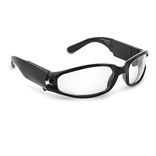 LightSpecs LSSG-5635-CAT Lighted Safety Glasses by LightSpecs