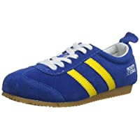 Toughees Northstar Blue/Yellow Fashion Trainer 59873798 5 UK Youth