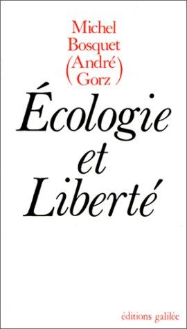 Écologie et liberté