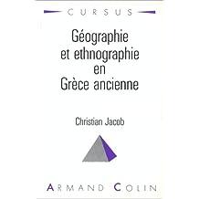 Géographie et ethnographie en Grèce ancienne