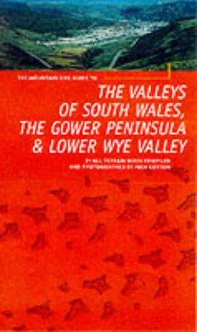 Gower, South Wales Valleys and Lower Wye: 21 All Terrain Routes (Mountain Bike Guide) por Nick Cotton