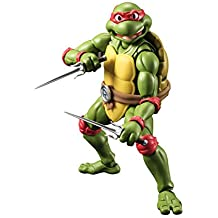 Las Tortugas Ninja - Raphael figura, 15 cm (Bandai BDITM079859)