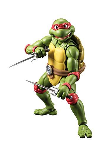 Bandai Las Tortugas Ninja Figura Articulada, 15 cm (BDITM079859)