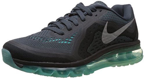Nike Women's Air Max 2014 Dark Magnet Grey,Reflect Silver,Hyper Crimson  Running Shoes - 6 UK/India (40 EU)(7 US)  available at amazon for Rs.11246