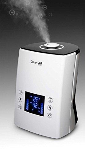 Luftbefeuchter mit Ionisator CA-606, für Räume bis...
