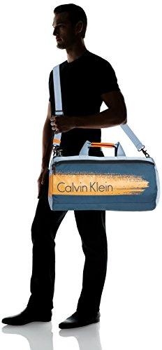 Calvin Klein Cooper Weekender, Borse Uomo Ocean