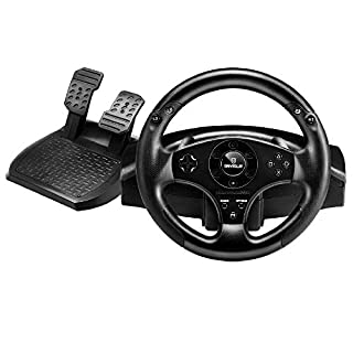 Thrustmaster - T80 - Volant de Course pour Playstation 4 - Noir (B00F9F048E) | Amazon Products
