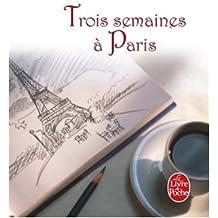 Trois semaines à Paris