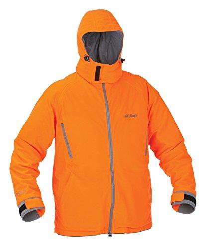 Onyx-Arctic Shield-X-System Unisex Performance fit Jacket Blaze Orange Medium
