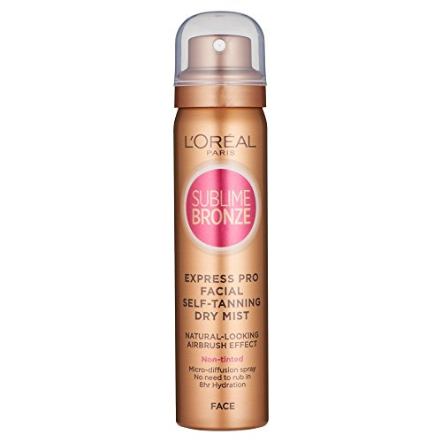 Loreal Sublime Bronze Dry Mist Spray For Face -